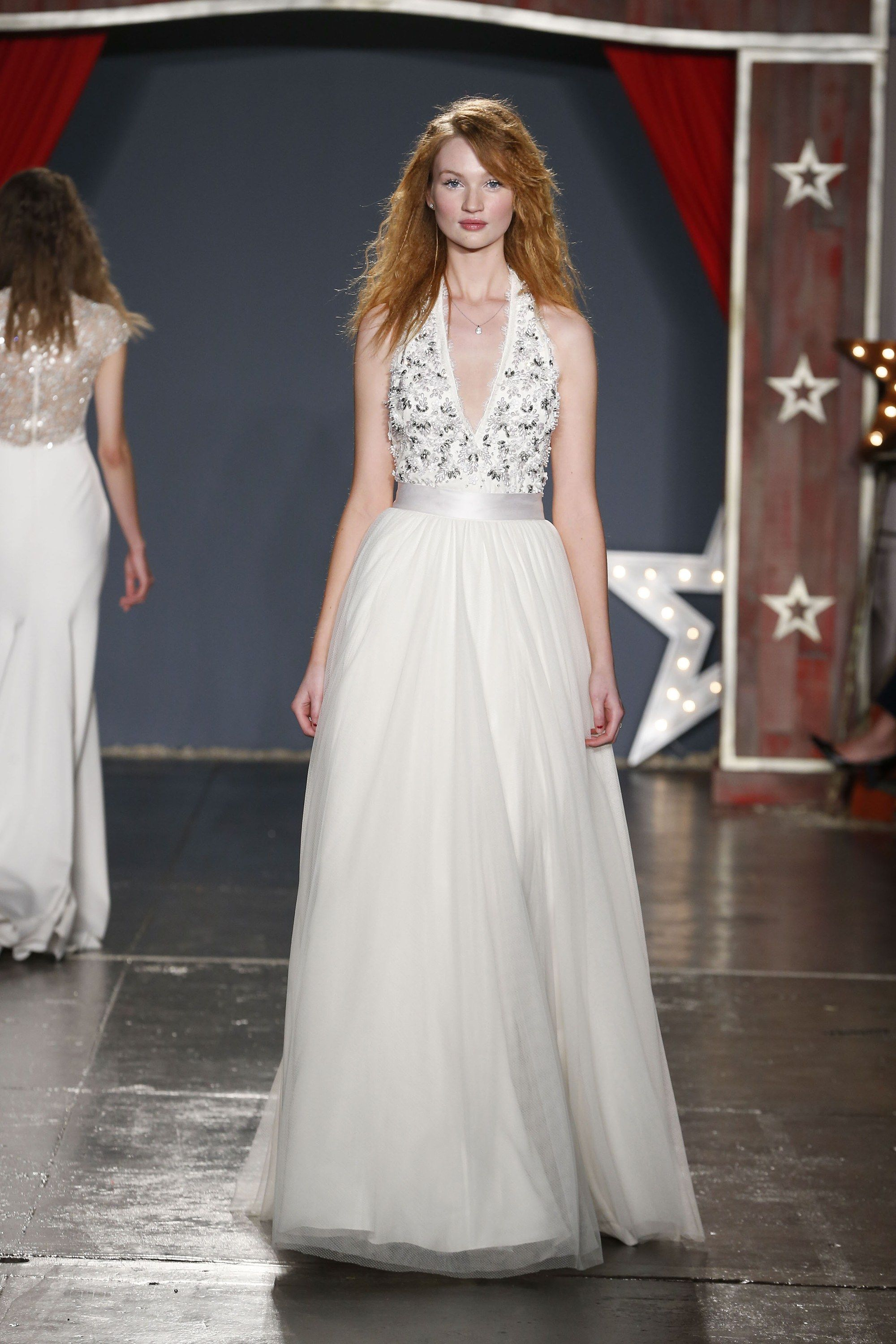 9f39fbccf7fa See the complete Jenny Packham Bridal Spring 2018 collection.