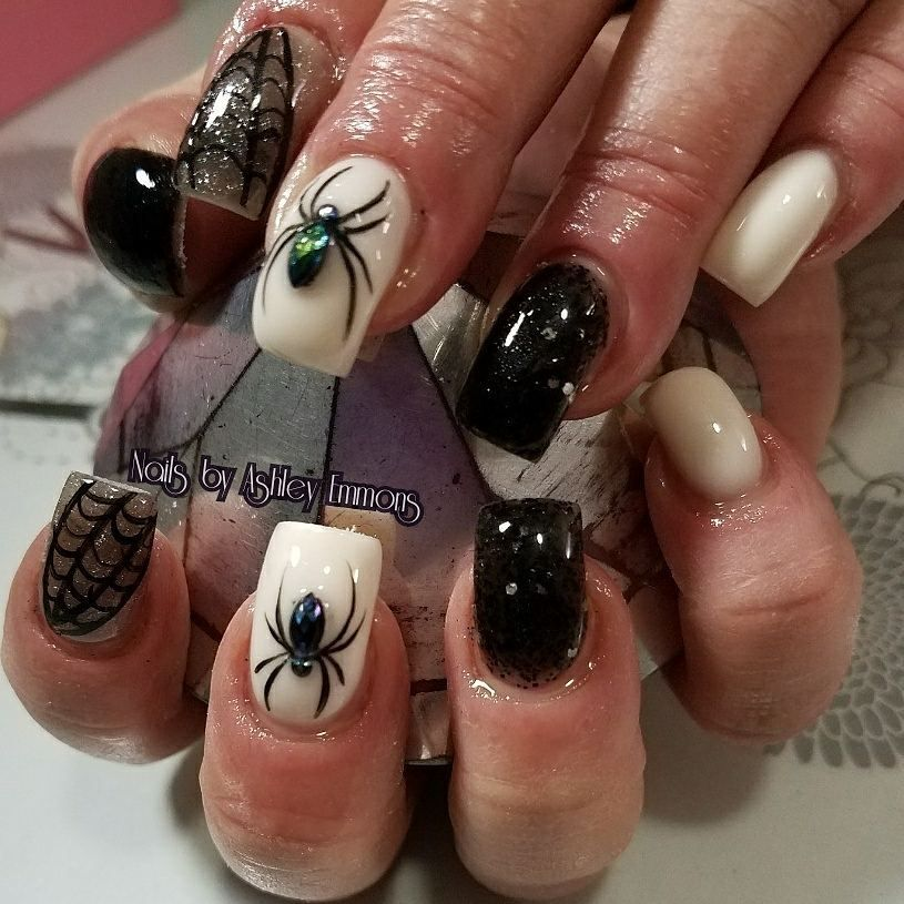 6 Likes, 1 Comments - Nails by Ashley Emmons (@nailsbyashley27) on ...