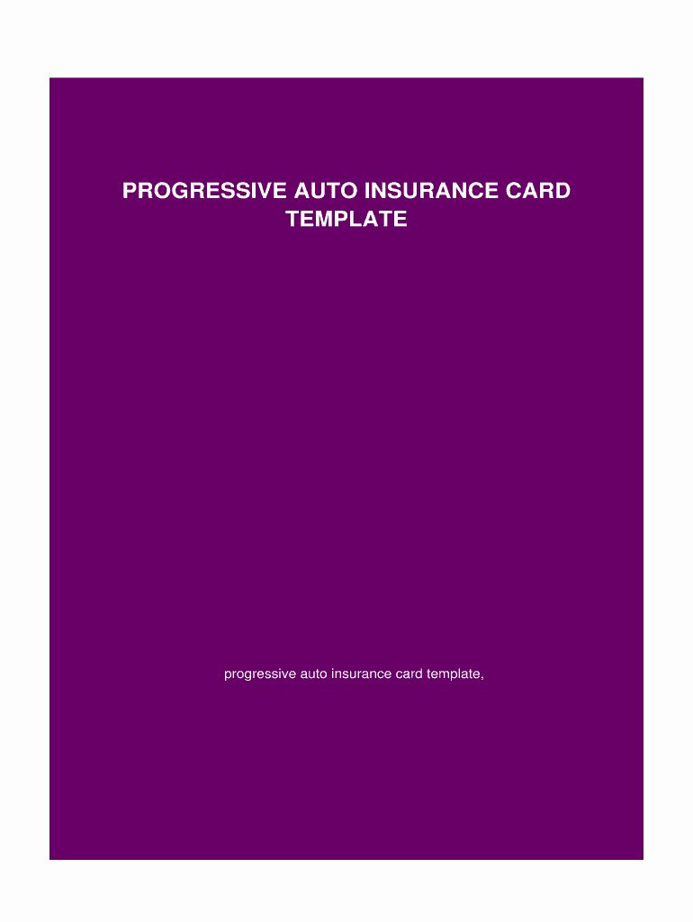 Printable Fake Auto Insurance Cards Awesome Blank Progressive Insurance Card Fill Line Printable Progressive Insurance Card Template Id Card Template