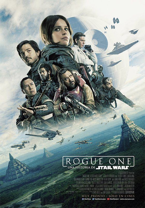 Pin By Theera Somwong On Cinema Theque Rogue One Star Wars Rogue One Poster Star Wars Movie