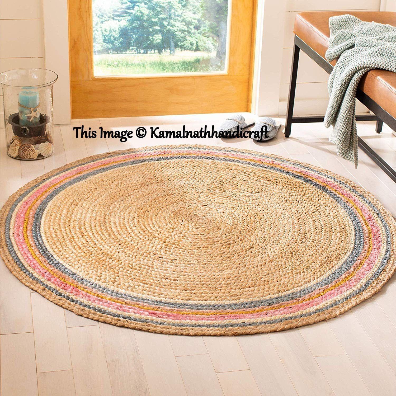 Jute Rug Size to Choose, Woven Rug, Bohemian Area Rug, Nautical Doormat, Woven Decor, Modern Housewarming Gift, Gift For Her 8x8 Feet Round  Jute Rug Size to Choose, Woven Rug, Bohemian Area Rug, Nautical Doormat, Woven Decor, Modern Housew #8x8 #Area #Bohemian #Choose #decor #Doormat #feet #gift #Housewarming #Jute #modern #Nautical #Rug #size #Woven