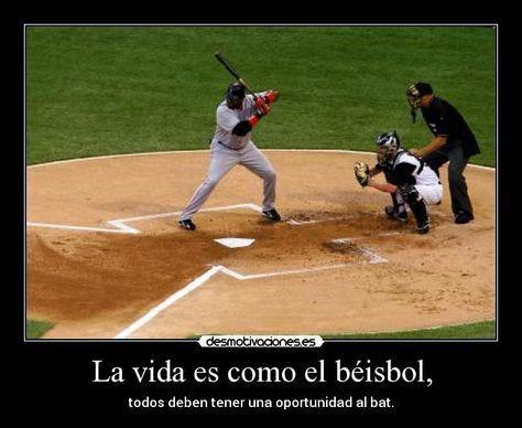 Fotos De Beisbol Con Frases Imagui Beisbol Y Mas Pinterest
