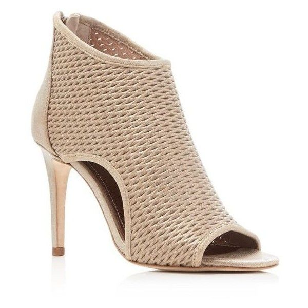 clearance online ebay Donald J Pliner Perforated Peep-Toe Pumps cheap sale visit new cheap find great 874FdVtO