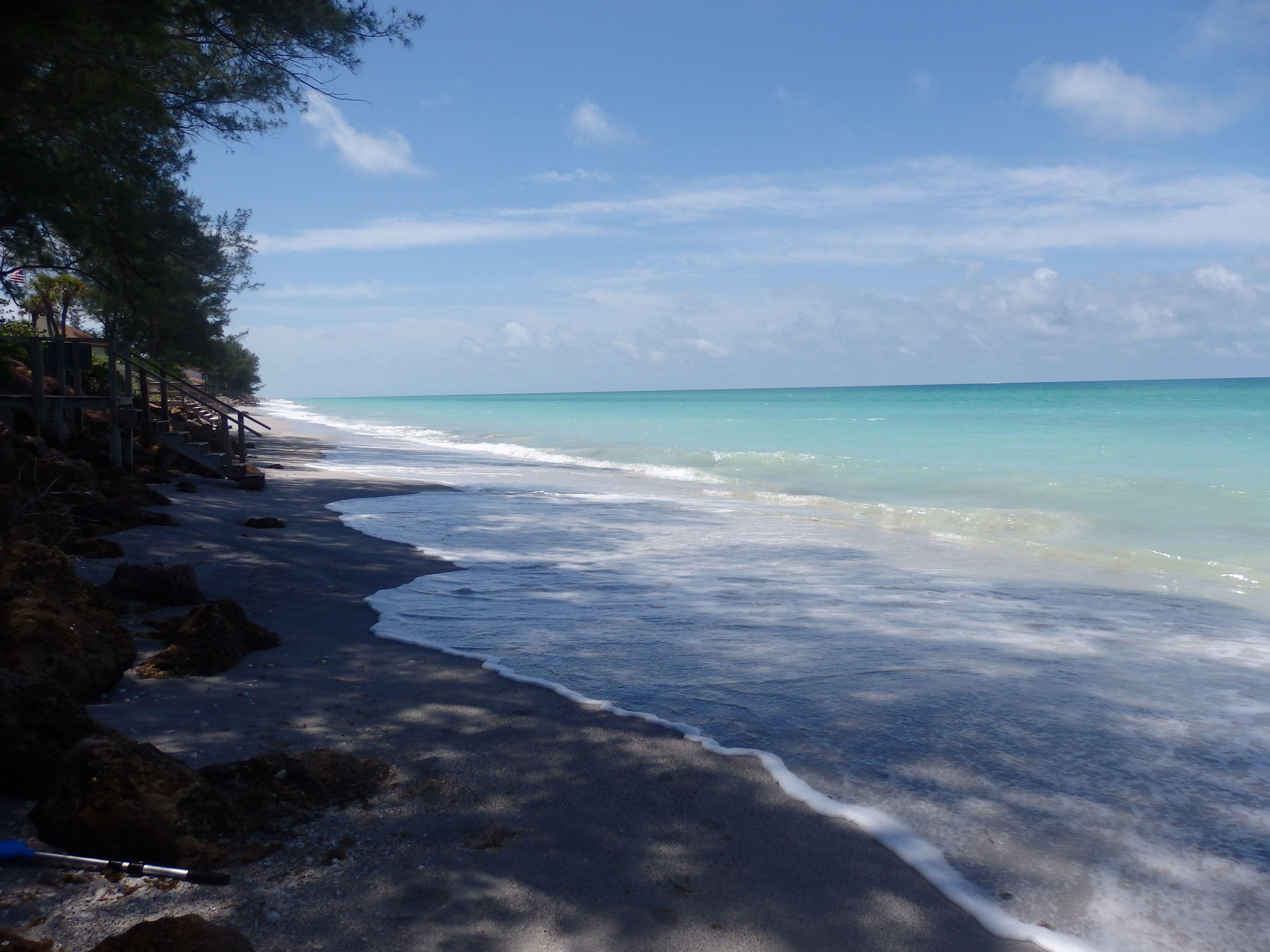Beach on Manasota Key   Florida beaches, Beach, Manasota ...