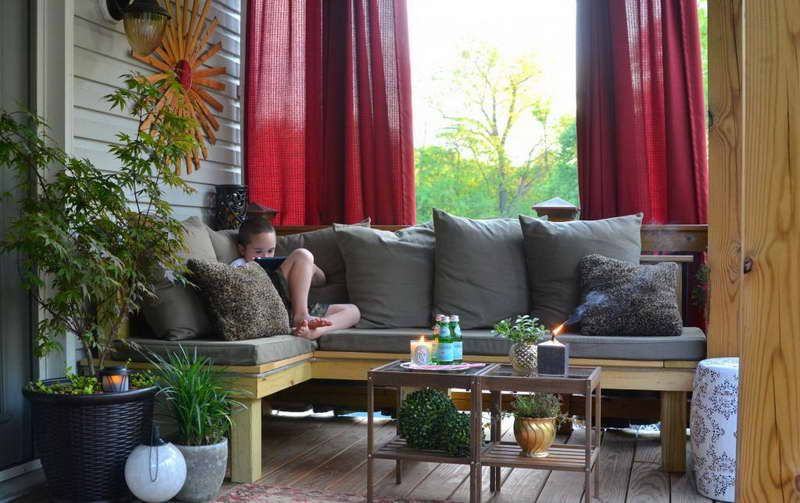 Outside Curtains For Patio | 18 Photos Of The Various Style Of The Outdoor  Patio Curtain