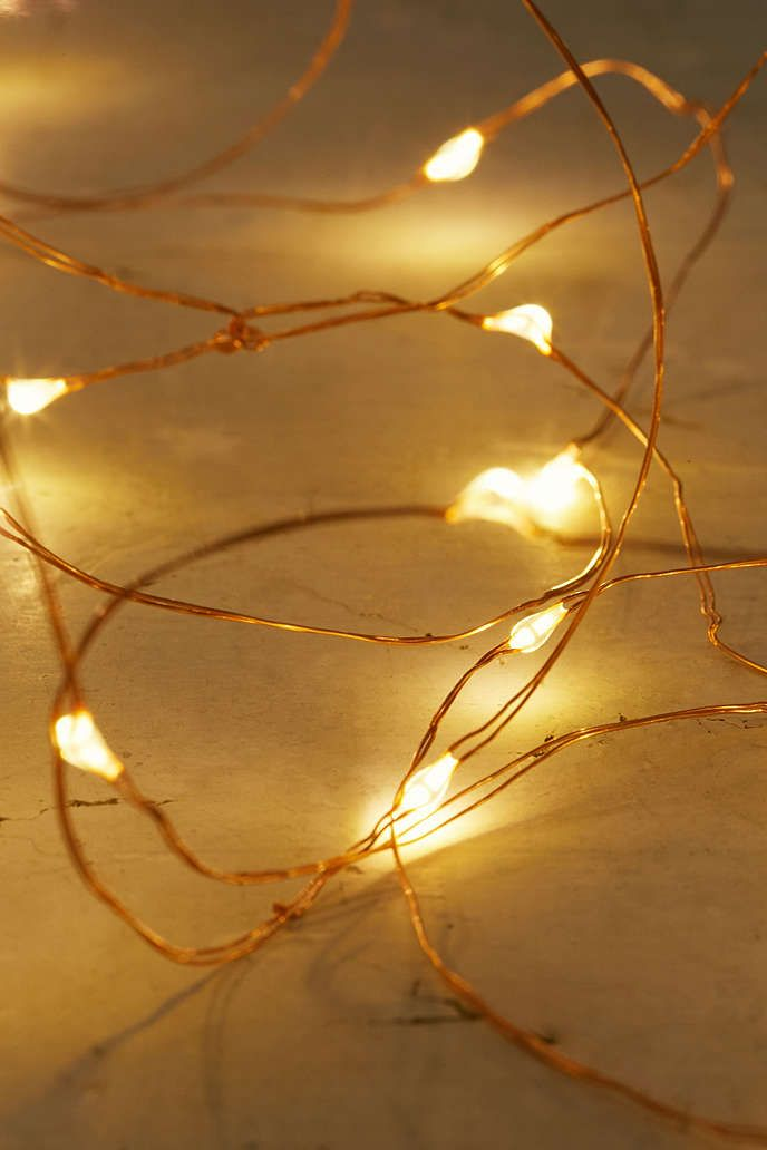 Firefly String Lights Entrancing Urbanoutfitters Awesome Stuff For You & Your Space  Products I Review