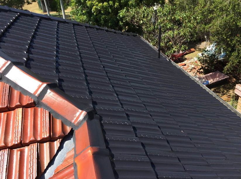 Mr Roofer Provide Affordable Roofpainting In Sydney Solutions To Residential Customers Across The Region With Images Roof Paint Roofer Painting Services