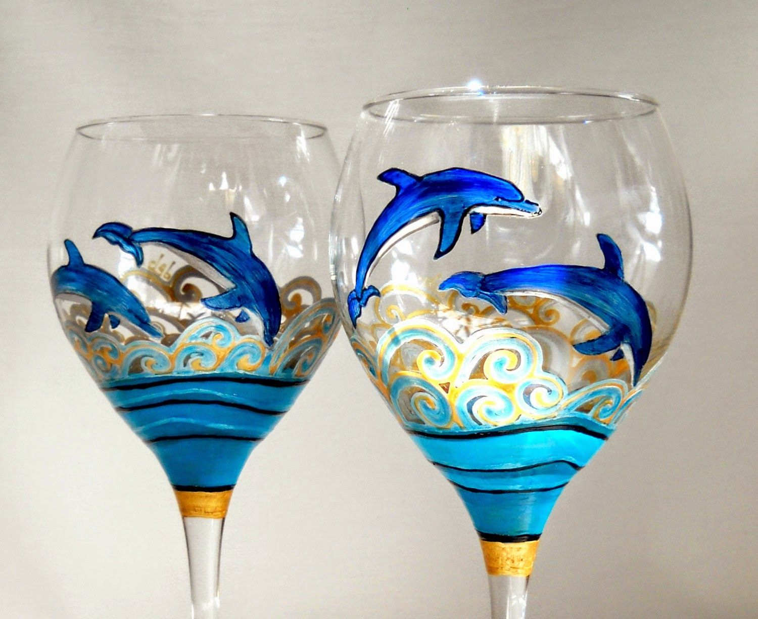 Cute Glassware Timepassartcafe Cute Glass Painting Designs Glass