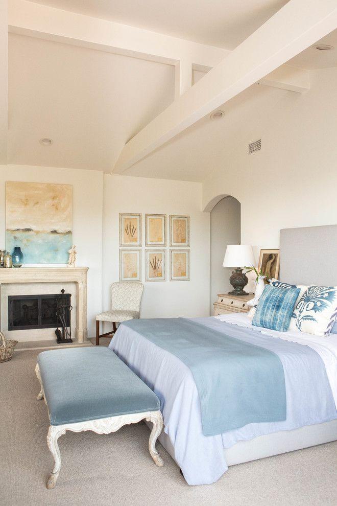 Best Costal Blues For Bedroom Design 400 x 300