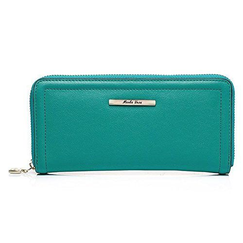 YING LAN Women Lady Leather Wallet Purse Credit Card Clutch Holder Case *** Click on the image for additional details.