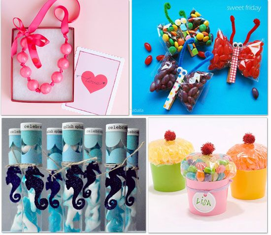 30 DIY Party Favors