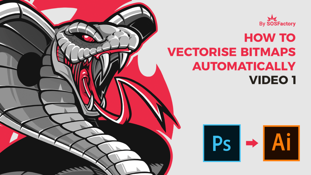 How to convert designs to vector in seconds in