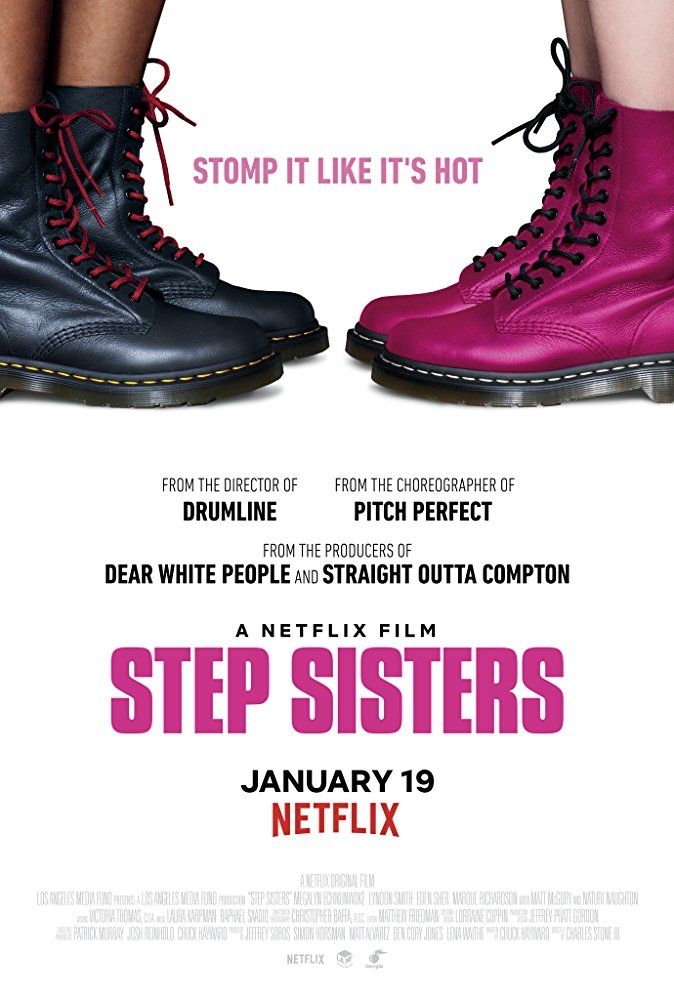 Watch Step Sisters Full-Movie Streaming