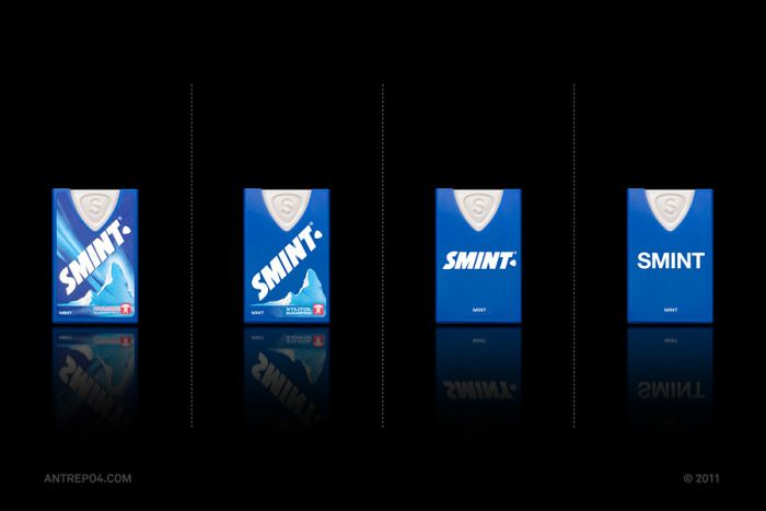 A study in brand minimalism by Mehmet Gozetlik - Imgur