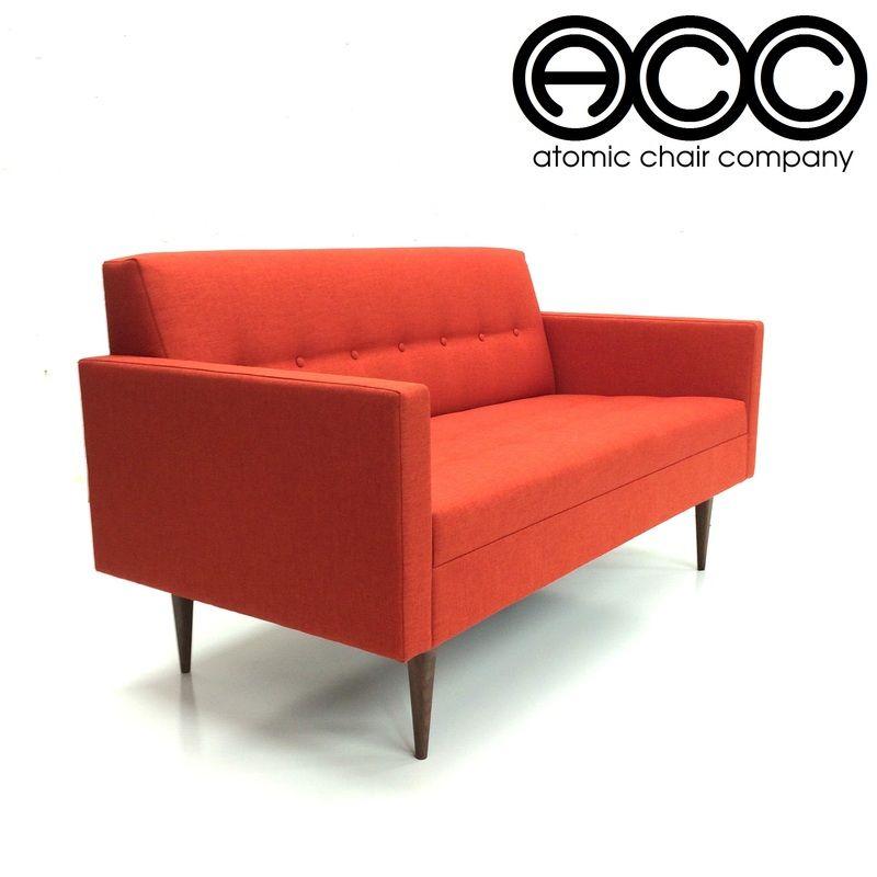 Judy Atomic Chair Company Custom Made Mid Century Modern S