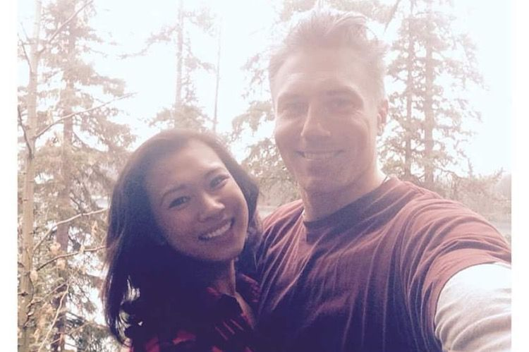 Anson Mount and his new girlfriend Darah Trang   Anson ...