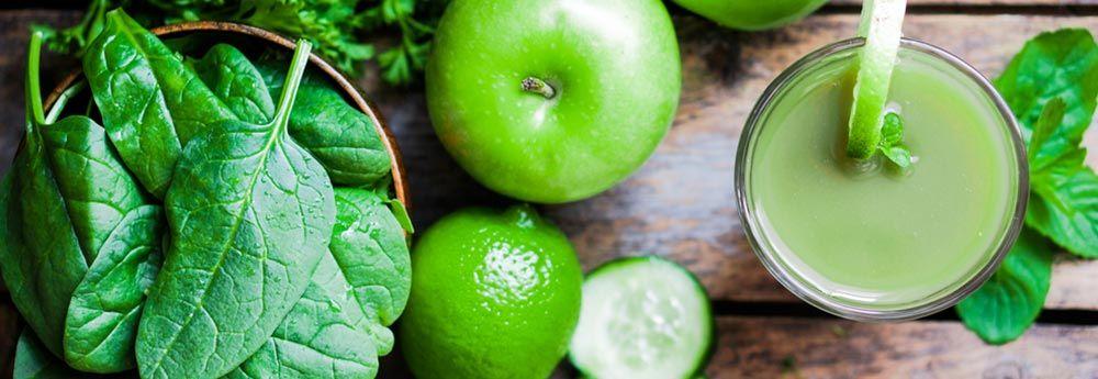 Suc verde detoxifiant si alcalinizant | Cristian Margarit