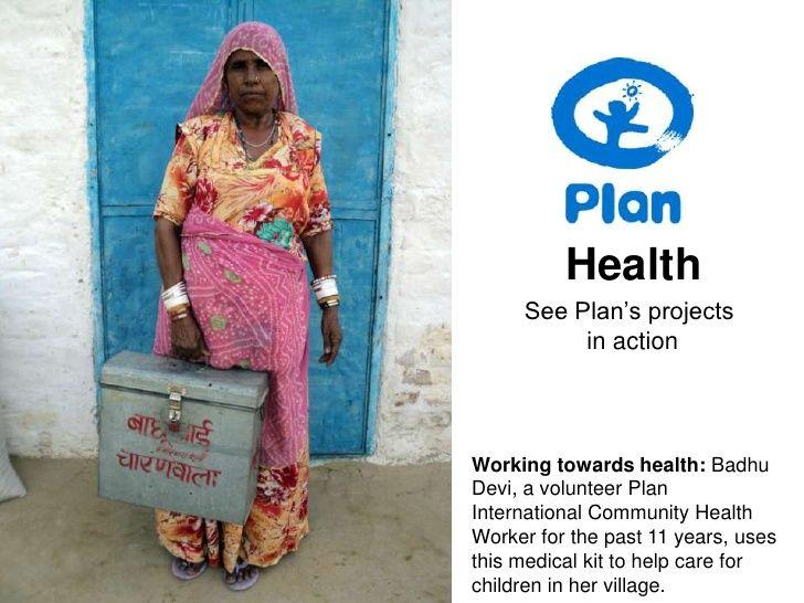 Plan Canada Health By Plan Canada Via Slideshare Plan Canada How To Plan Health