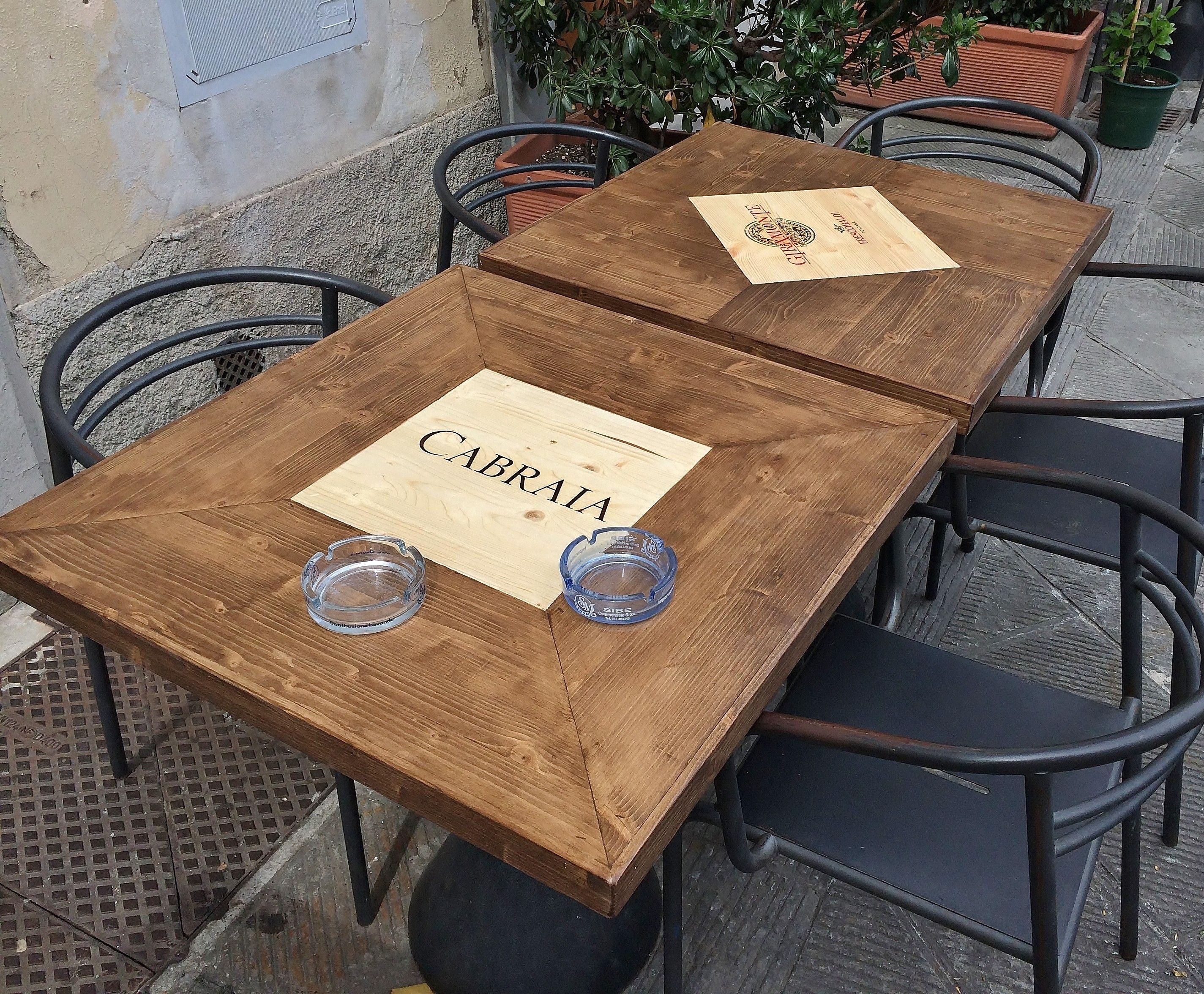 Nuove coperture per tavoli esterni | Tavolo esterno ...