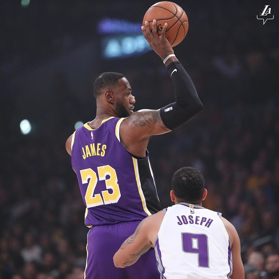 The pass. The finish. LakeShow… in 2020 (With images