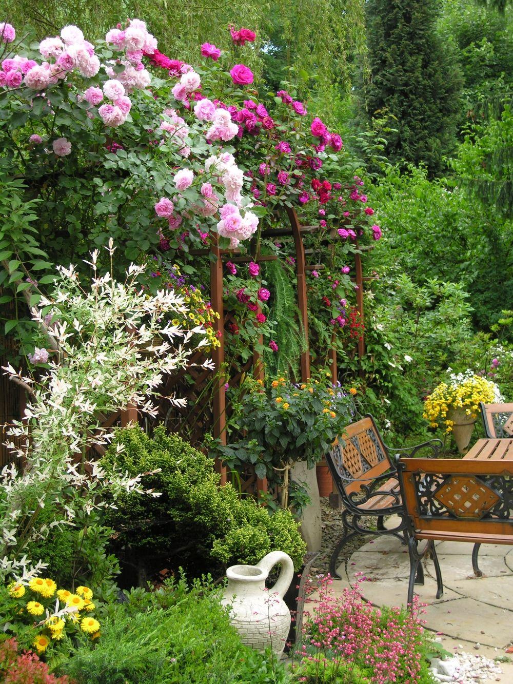 Just lovely in the garden pinterest garden beautiful gardens