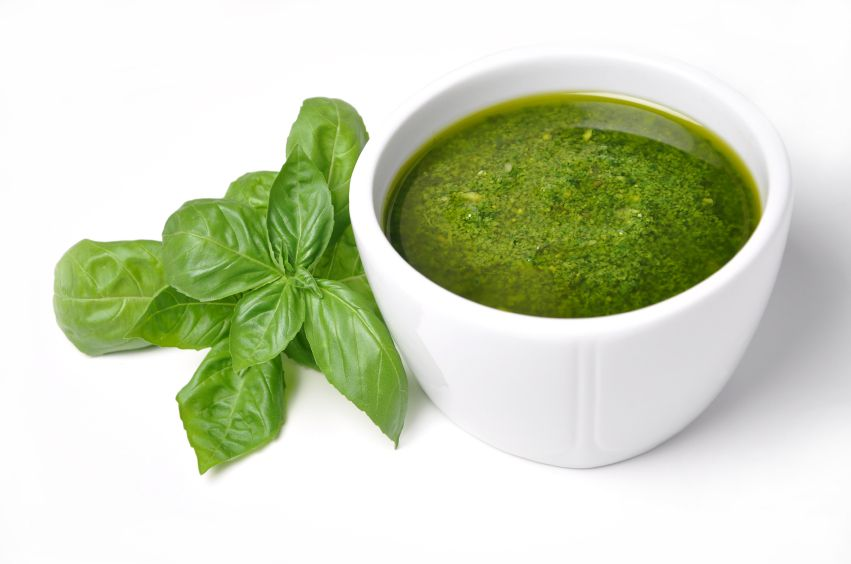 Looking for a low calorie Pesto recipe? Well here it is! Try this delicious, diet friendly recipe.