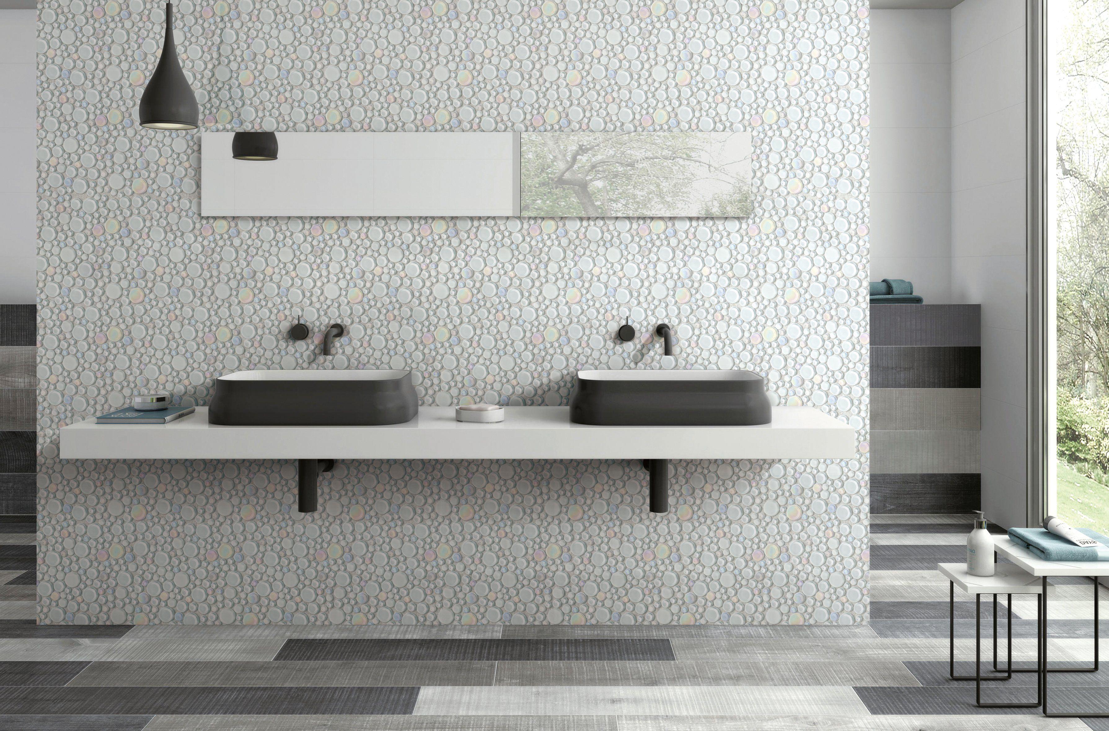 Pin On Glass Mosaic Tile Backsplash Idea