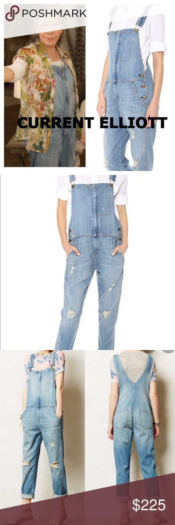 Current Elliott Ranch Hand Overalls Overalls Clothes Design Current Elliott