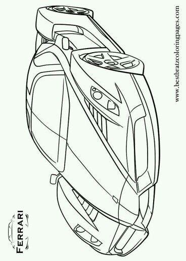 Kleurplaten Ferrari Enzo.Hij Is Toch Mooi Die Ferrari Enzo Dylanhardcorefan