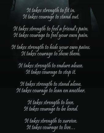 Quotes About Strength And Courage Strength And Courage  Random Stuff  Pinterest  Strength Truths .