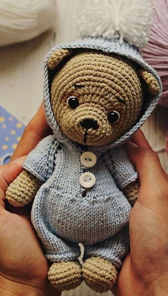 52+ Awesome Amigurumi Crochet Pattern Handicraft Ideas Part 31 #crochetbearpatterns