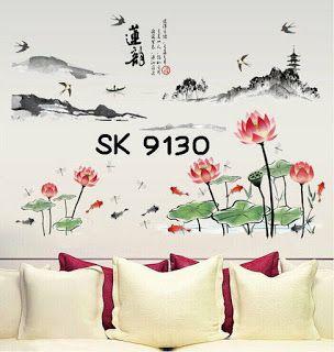 stiker dinding stiker dinding kamar wall stiker uk 60x90 on wall stickers stiker kamar tidur remaja id=16567