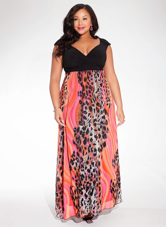 a3711fed7 Maravillosos vestidos para gorditas