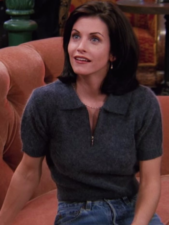 Photo of At-Home Outfit Ideas I'm Stealing From Monica Geller and Rachel Green