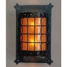 Mica Lamps LF205B Manor Sconce