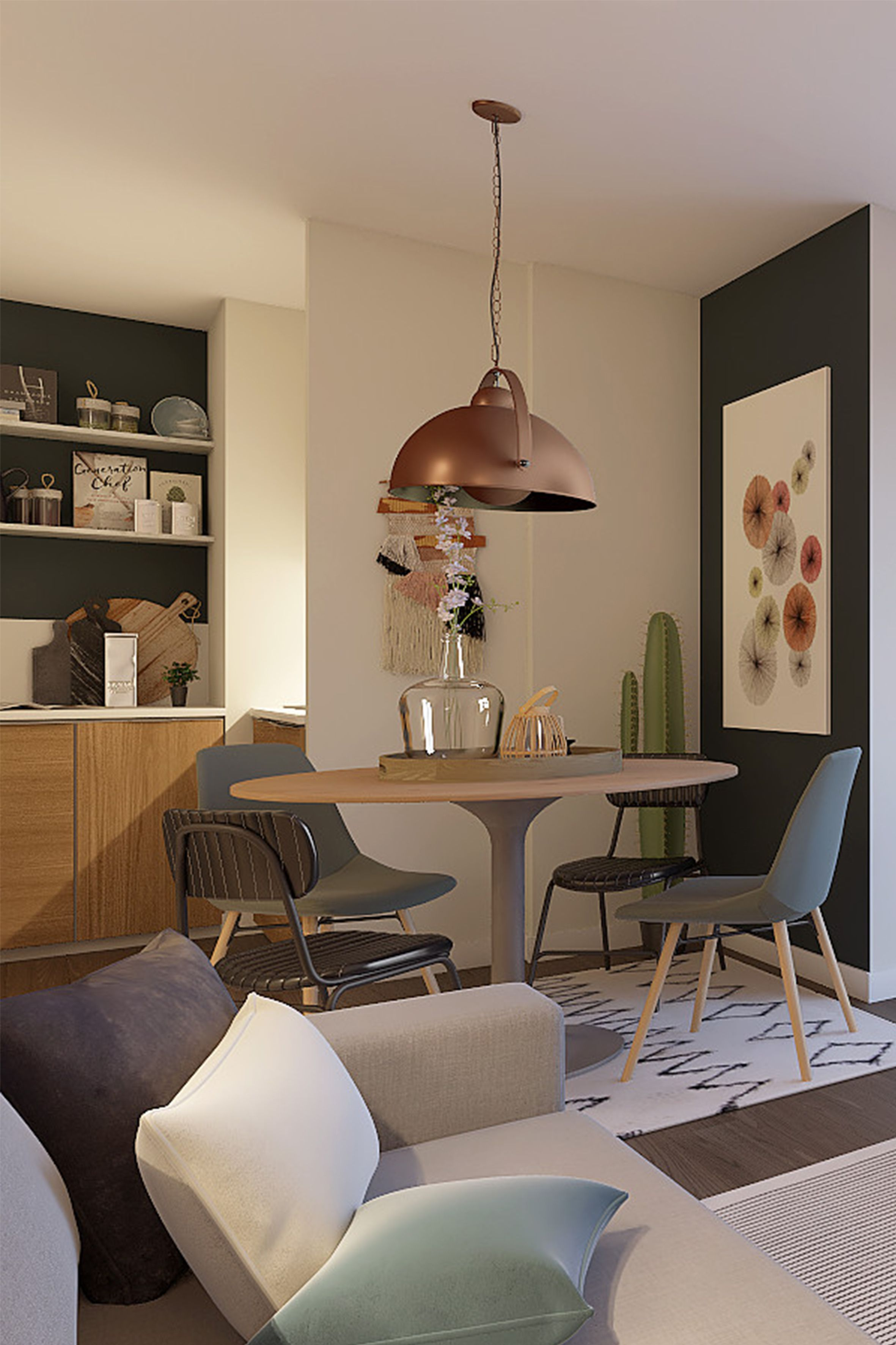 Ambiance Et Deco Idron battle dÉco 1 : décorer un appartement neuf - blog rhinov