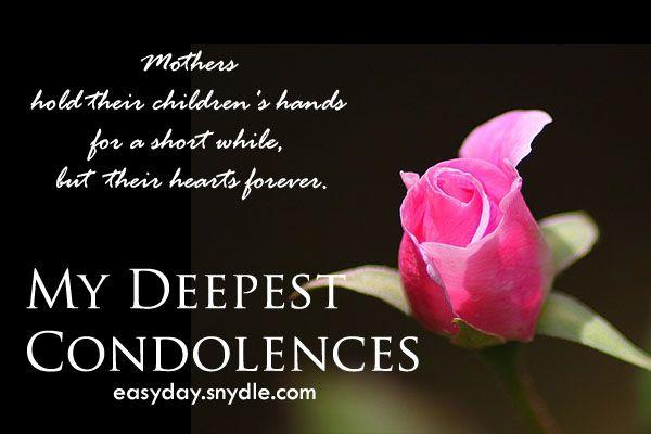 Pin by Suzette Soobramoney on Condolences Pinterest Condolences - condolence messages