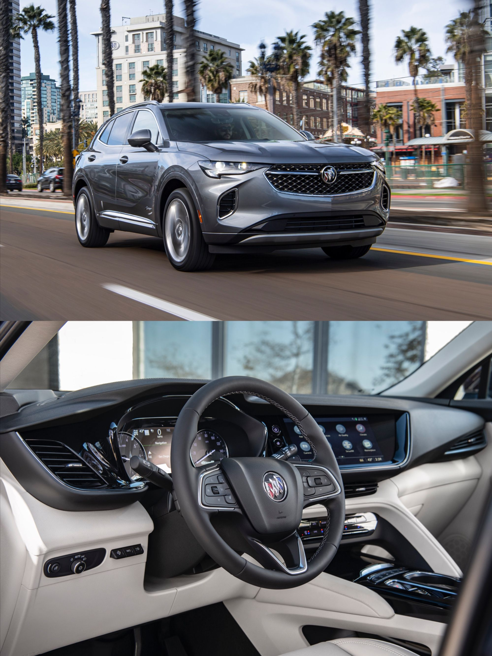 Redesigned 2021 Buick Envision Gets Fresh Looks Tech Infusion In 2021 Buick Envision Buick Buick Encore