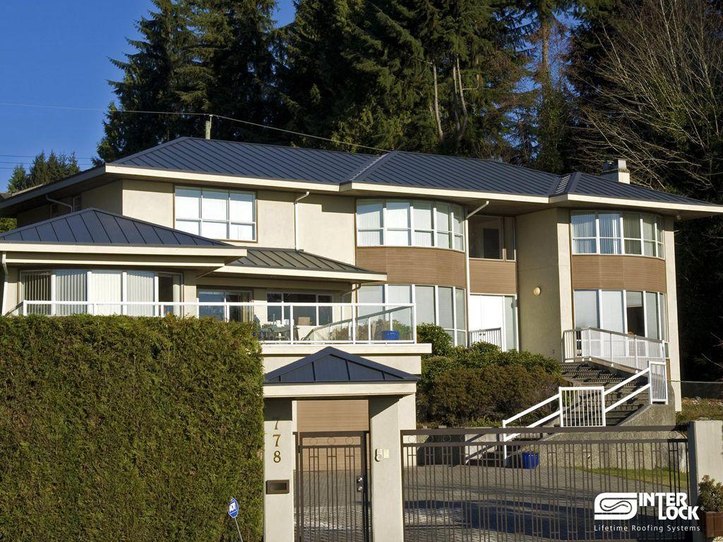 Bc Metal Roof Systems By Interlock Roofing Bc S Best Roof Metal Roof Standing Seam Metal Roofing Systems
