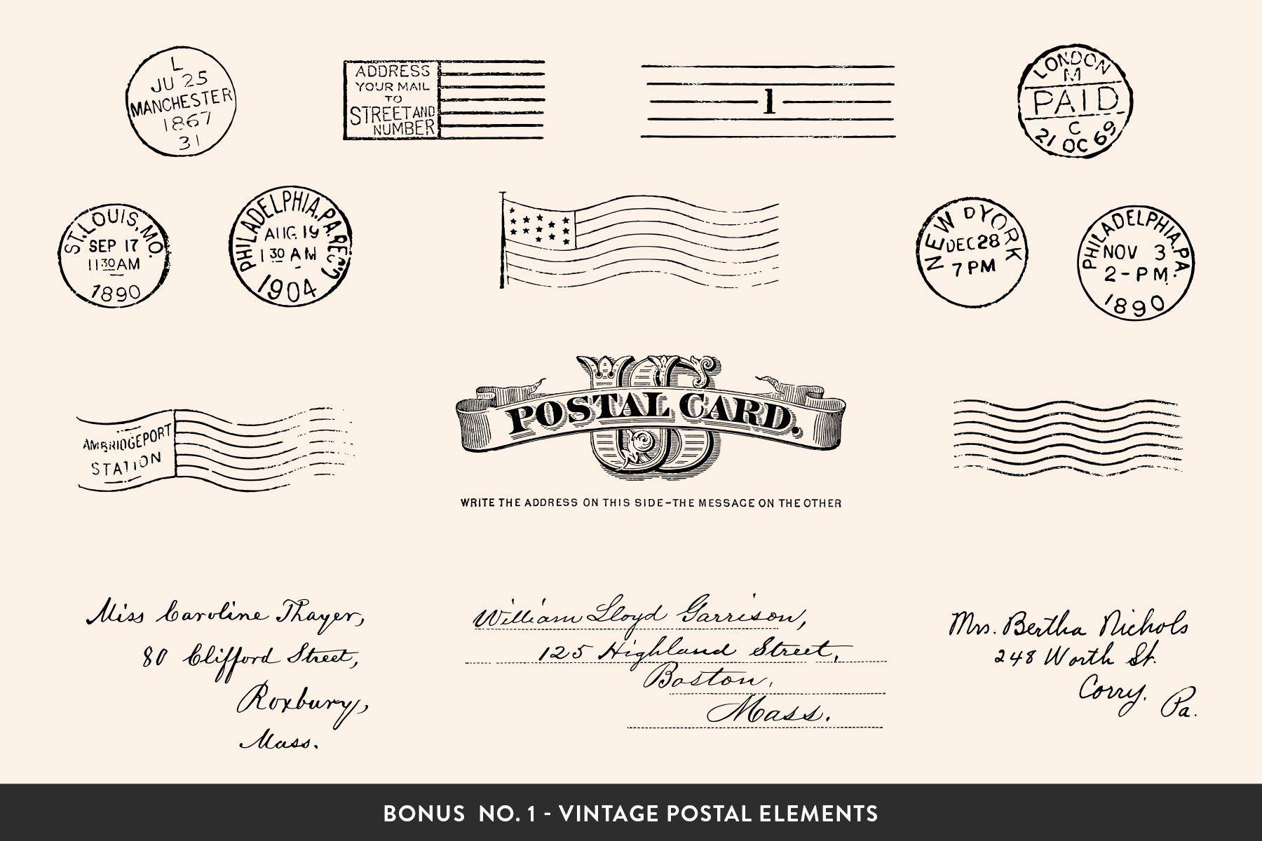 Vintage Postage Stamps Collection Vintage Postage Postage Stamp Collection Vintage Postage Stamps