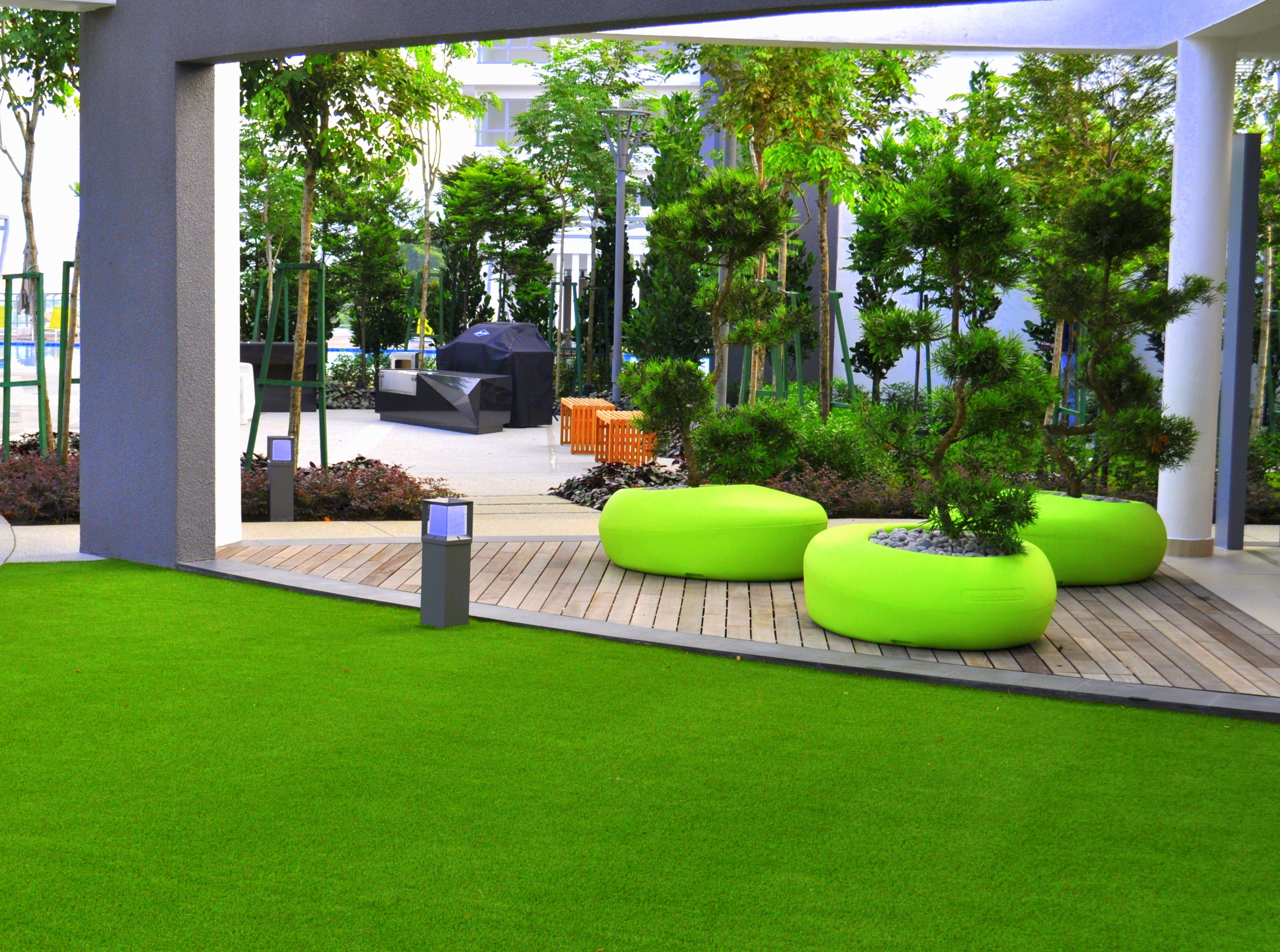 Proud of this artificialgrass installation with