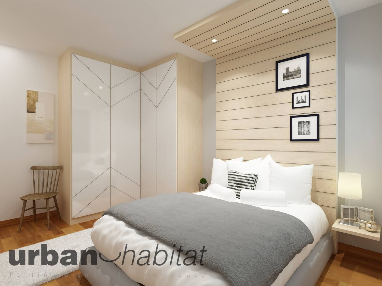 HDB 4-Room BTO Minimalist Charm @ Anchorvale - Interior Design ...