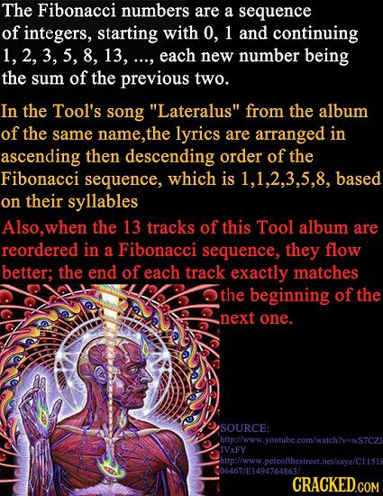 20 Mind-Blowing Easter Eggs Hidden on Famous Albums | Cracked com