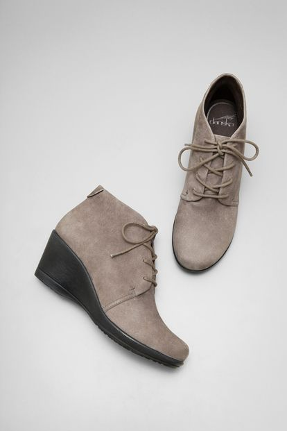 8177f230b760 Renee Slate Kid Suede from the Naples I need to buy Danskos for work ...
