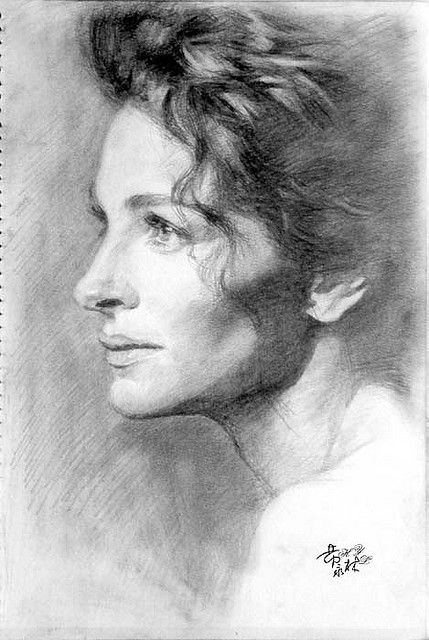 Cool Pencil Portrait Drawing | Portrait drawing