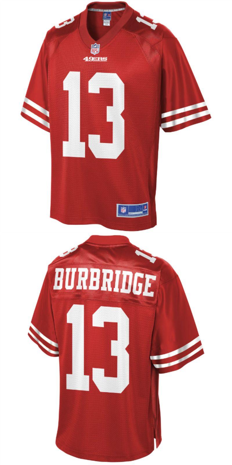 the best attitude a4688 5c122 Aaron Burbridge San Francisco 49ers NFL Pro Line Team Player ...