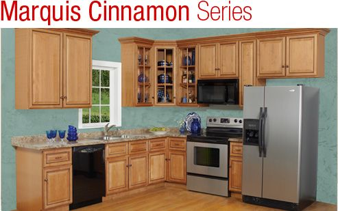 Kitchen Impossible Season 4 Episode 4 Marquis Cinnamon Series Cabinets Ready To Assembl Kitchen Cupboard Designs Kitchen Cabinets Kitchen Cabinet Styles