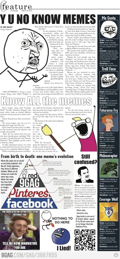 My Boss Let Me Make An Entire Page About Memes English Teacher High School Teaching Memes Teaching High School English