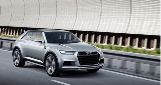 Unique 2018 Audi Q9