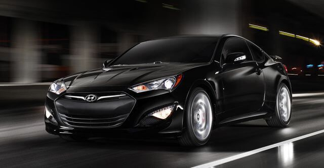 2017 Hyundai Genesis Coupe Price, Release Date, Specs, G90 V8